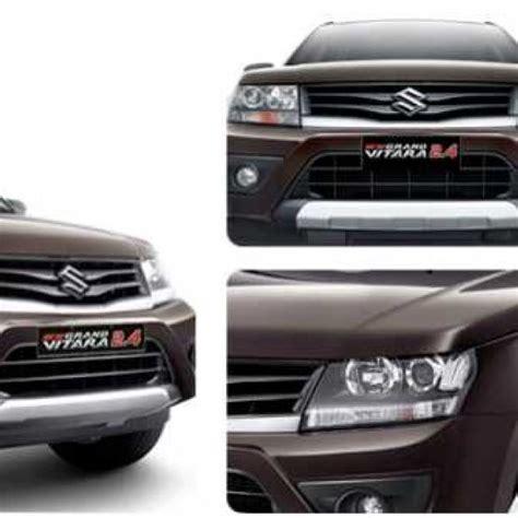 Kas Rem Mobil Grand Vitara new grand vitara 2 4 m t harga spesifikasi review may 2018