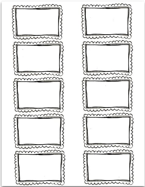 labelblank templates thm pantry labels free printables mrs criddles kitchen