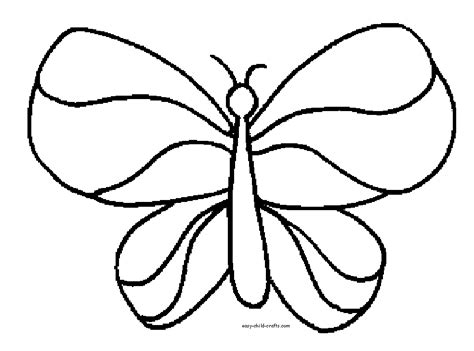 coloring book page butterfly preschool butterfly coloring pages az coloring pages