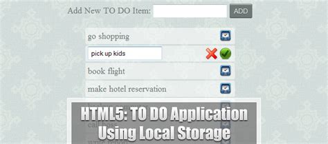 tutorial local storage ionic posts in tutorial ahmad hania blog