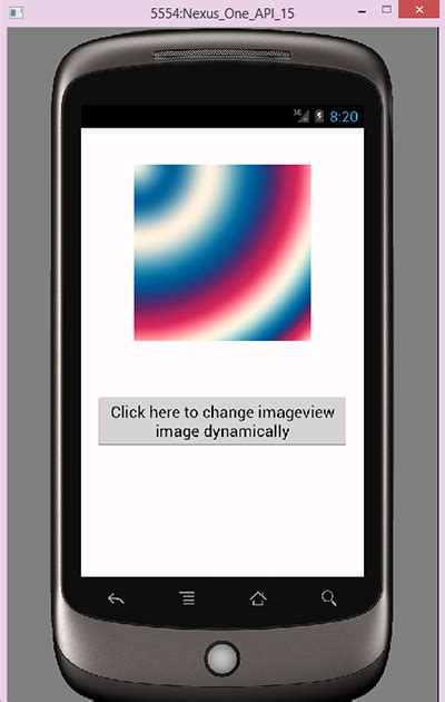 imageview layout gravity change image in imageview programmatically android