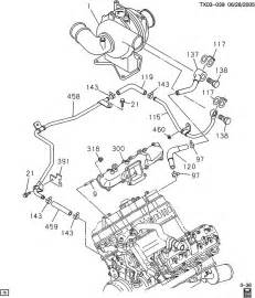 Duramax Lmm Exhaust System Diagram 2008 Duramax Engine Bolt Diagram Autos Post