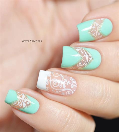 Hottest Paint Colors For 2017 by 50 Lovely Spring Nail Art Ideas Nenuno Creative