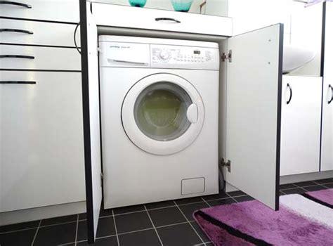 waschmaschine in der küche verstecken spielkuche holz mit waschmaschine bvrao