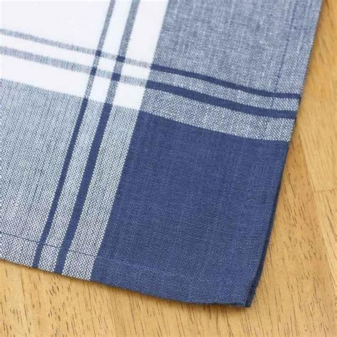 White Kitchen Towels by Nautical Blue And White Stripe Dish Towel Kitchen Towels