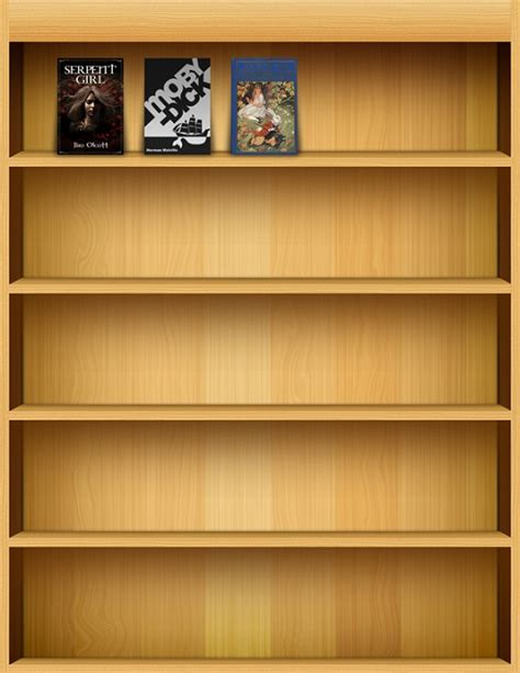like bookshelf layered psd file