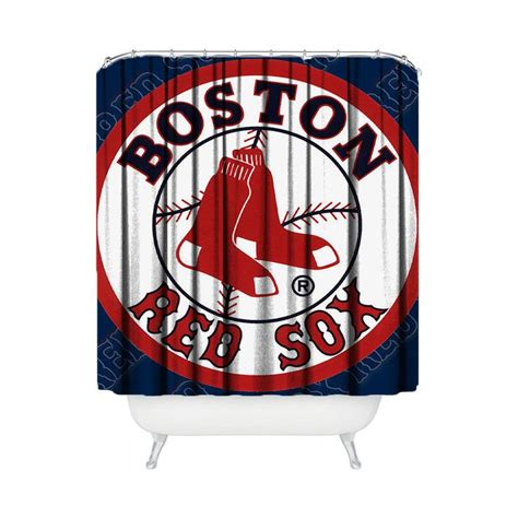 red sox shower curtain 135 best pin up girl artwork shower curtain images on
