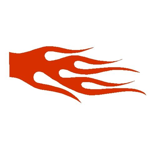 flames on cars template 5 best images of printable decals car decals