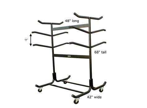 Freestanding Ski Rack by Freestanding Ski And Snowboard Rack On Wheels Customizable Freestanding Storage
