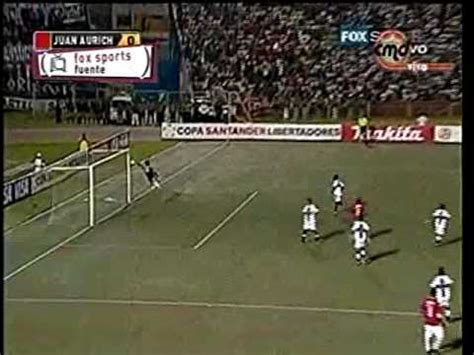 Resumen U Vs Aurich by Alianza Lima 4 1 Estudiantes Copa Libertadores 2010 Ver