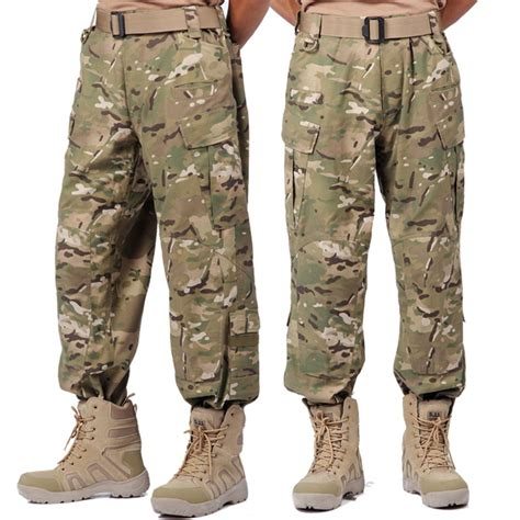 cp army combat all terrain camouflage pant unm