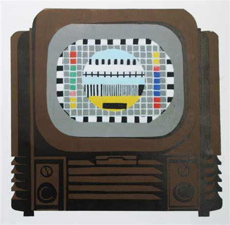 Building A Home by Colour Tv 12 Colour Reduction Linocut Helen Peyton