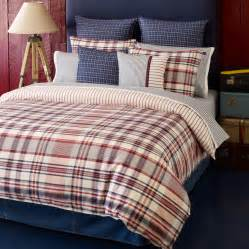 Blue Stripe Duvet Plaid Designs For Spring Blog Post From Beddingstyle Com