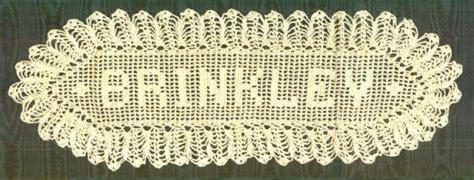 filet crochet name pattern generator filet crochet name patterns catalog of patterns