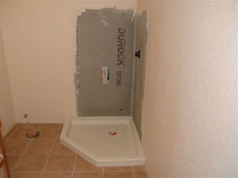 Installing A Shower how to install an acrylic shower tray and stall diy