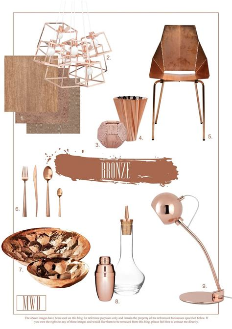 2015 trend copper polyvore 34 best images about copper blush trend 2015 on pinterest