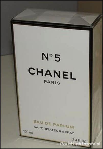 Chanel No 5 For 100ml chanel no 5 100ml w perfumy szafa pl