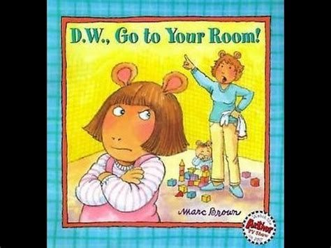 arthur go to your room dw opening closing to go to you re room d w 2007 vhs