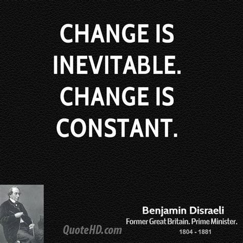 Inevitable Change by Quotes About Change Is Inevitable 54 Quotes