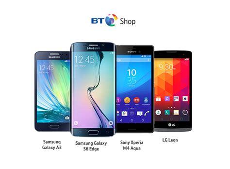 bt contact mobile 4g sim only plans deals bt