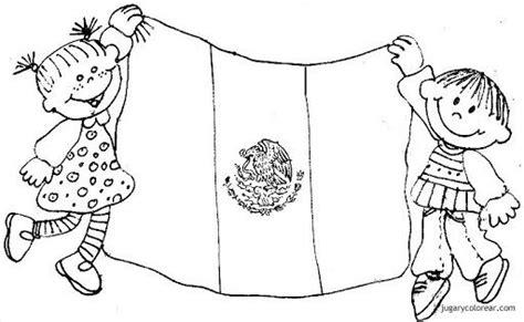 escudo bandera de mexico para colorear nocturnar bandera de mexico para colorear preescolar buscar con