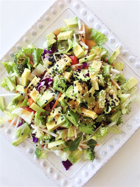 Detox Salad by Detox Rainbow Salad The Fork