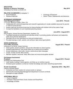 Simple Resume Exles For Students by Sle Basic Resume 7 Documents In Pdf