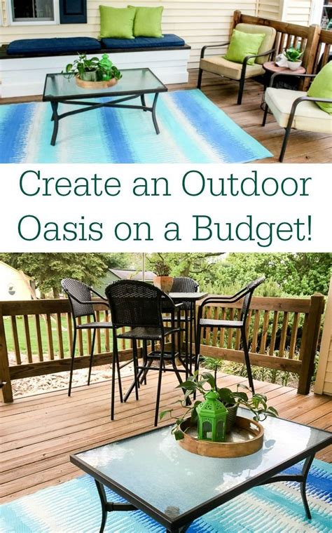 creating a backyard oasis on a budget 335 best patio paradise images on pinterest backyard