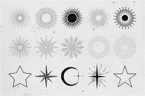 sunburst tattoo designs 1000 ideas about designs on