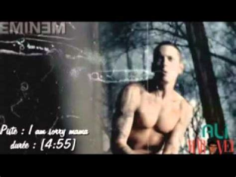eminem im sorry mama eminem i am sorry mama youtube