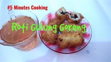 resep dapur cakestation roti goreng abon resep roti goreng gulung youtube