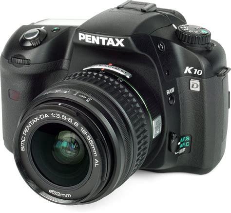 Kamera Pentax K10d pentax k10d testbericht