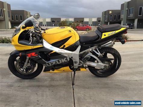 750 Suzuki For Sale by Suzuki Gsxr 750 For Sale In Australia