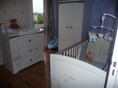 chambre bébé aubert sauthon winnie free lit ba ba x cm en chambre de la