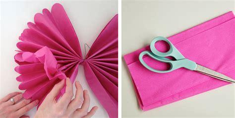 como se hacen las cadenas con papel crepe guirnaldas de papel con nombre imagui