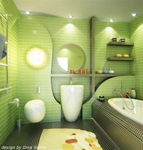 Green Bathrooms | 71 cool green bathroom design ideas digsdigs