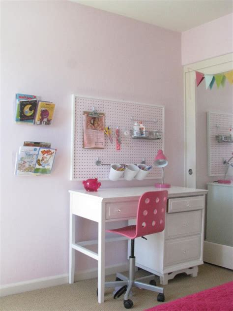 above desk wall organizer house on ashwell simple and pink bedroom