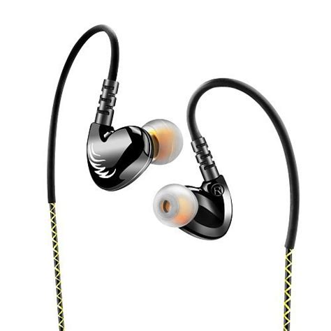 best in ear headphones for bass simptech sports headphones earbuds with microphone