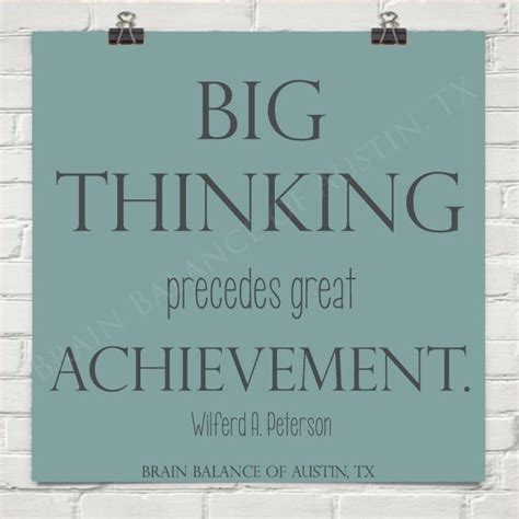 Essay On Big Thinking Precedes Great Achievement by Les 25 Meilleures Id 233 Es De La Cat 233 Gorie Proverbes Du Sur Citations
