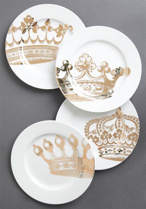 emily s fete for a plate set mod retro vintage
