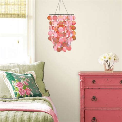 pearl home decor pearl pink chandelier wallpops wall decal wall decor home