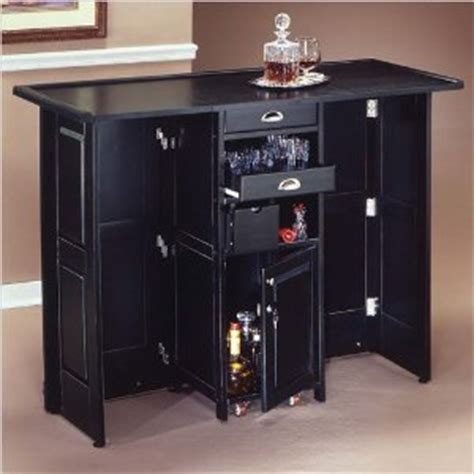 Folding Home Bar Cabinet Liquor Cabinets Buying Guide Liquor Cabinets Info