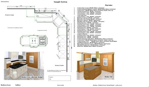 superview cad gallery kitchen pictures