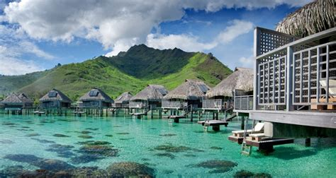 hawaii bungalows water overwater bungalows closest to hawaii overwater bungalows