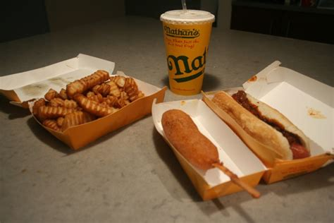 nathan s ingredients fancy fast food a food humor franksgiving dinner fancy nathan s take two
