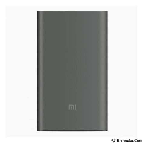 Jual Powerbank Xiaomi 10000mah Fast Charging Tid939 jual xiaomi powerbank 10000mah fast charging grey murah