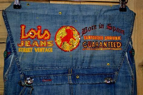 Original Lois Denim 5maaid original vintage lois items from 70 s