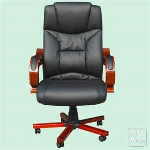 si 232 ge fauteuil de bureau direction neuf bois