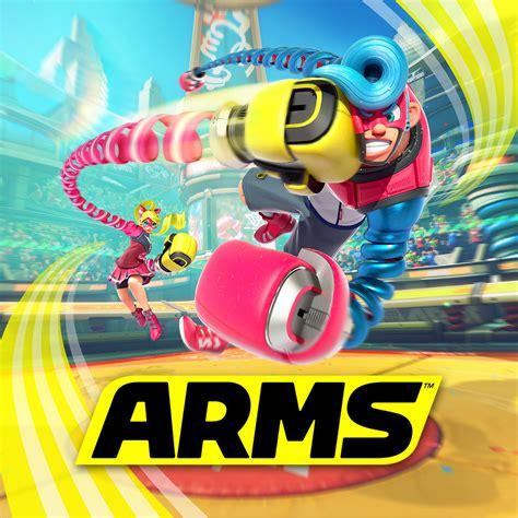 Nintendo Switch Arms arms nintendo switch nintendo