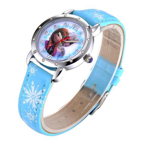 Jam Tangan Frozen Original disney frozen fz5456 elsa jam tangan anak perempuan